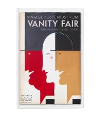 Vanity Fair Magazine Price Vintage Postcards From Vanity Fair One Hundred Classic Covers