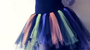 how to make a tutu skirt no sew with last minute option