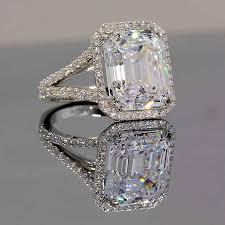 large diamond rings free diamond rings cubic zirconia diamond engagement rings cubic