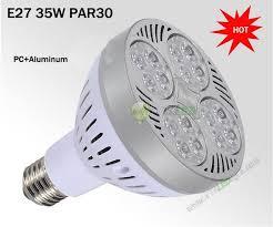 high quality led lights led track light high quality led light par30 35w spotlight e27 85