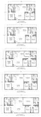 Split Floor Plan House Plans by 79 Best Floor Plans Images On Pinterest Architecture Floor