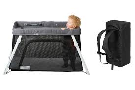 Baby Folding Bed Baby Travel Bed U0026 Sleep Accessories Have Baby Will Travel