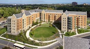 Boston College Floor Plans by Boston College Thomas More Apartments Residence Hall Bond