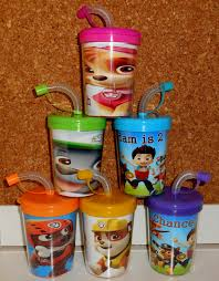 favor cups paw patrol do it yourself personalized party favor cups birthday