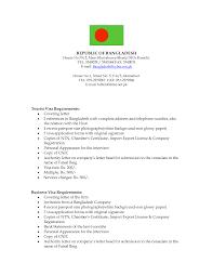 best ideas of sample cover letter for tourist visa application