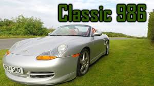green porsche boxster taking my porsche boxster 986 to a classic car show youtube
