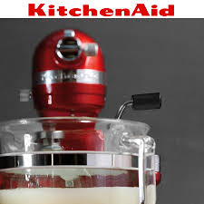 Artisan Kitchenaid Mixer by Kitchenaid Artisan Stand Mixer 6 0 L Candy Apple Cookfunky