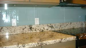 contemporary glass tile backsplash bathroom kitchen modern glass