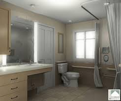Handicap Bathrooms Designs Handicapped Bathroom Design Ideas And Interior