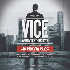 vice after work thursdays at attic rooftop tickets thu jul 27