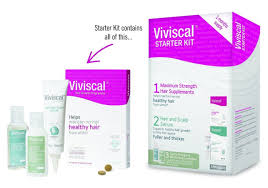viviscal starter kit hair growth and hair care regrowth programme