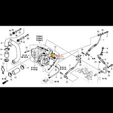 honda aquatrax part 18904 hw1 670 anode jet skis international