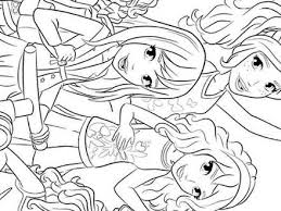 100 printable lego friends coloring pages coloring pages lego