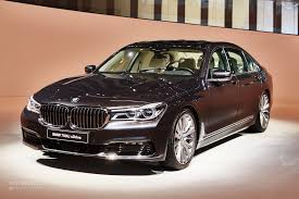 bmw 2016 2016 bmw 7 series shows up in the metal at frankfurt celebrates