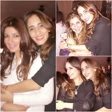 Twinkle Khanna Home Decor Cuteness Alert Twinkle Khanna Parties With Mom Dimple And Bestie