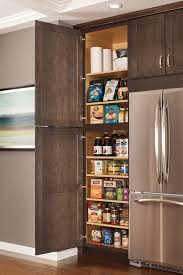 Pantry Cabinet With Pull Out Shelves by Cabinet Organization Products Aristokraft Cabinetry