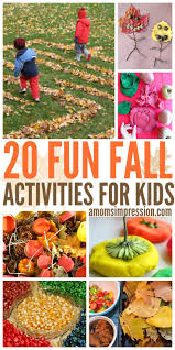 20 fun fall activities for kids fun fall activities activities