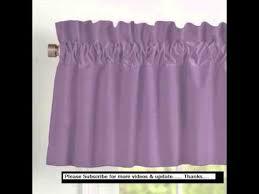 Purple Valances For Windows Ideas Purple Valances Window Treatments Ideas Youtube