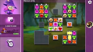 free the witch puzzle level youtube
