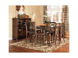 ashley furniture porter casual dining room group john v schultz