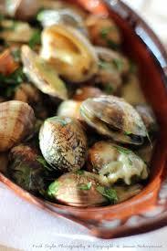 cuisiner la palourde palourdes au cidre palourde poissons et crustacés