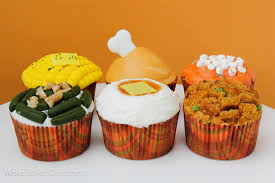 turkey corn other adorable thanksgiving themed cupcakes