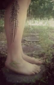 right leg tree pinteres