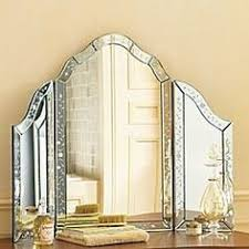 folding dressing table mirror my teen wants this today love it i ll take one too brigitte tri