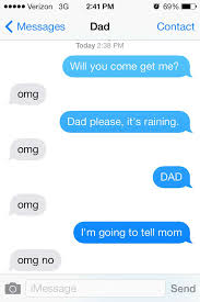 Funny Mean Memes - funny text dad is so mean