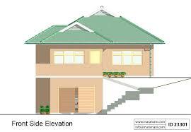 slope house plans steep hillside house plans steep slope house plans id house plans