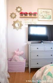 bedroom makeover woodland forest decorating ideas