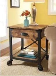 rosewood tall end table coffee brown dhp rosewood tall end table low shelves accent pieces and design