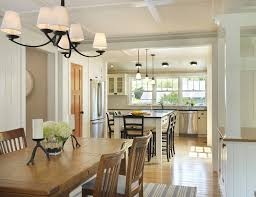 farmhouse kitchen lighting ideas dining room farmhouse with wall
