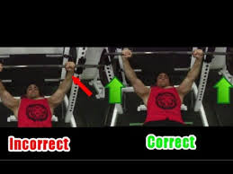 Proper Benching 1 Bench Press Tip For Triceps Fixing Shoulder Pain Seperating