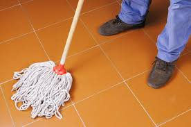 how to clean different types of porcelain tile