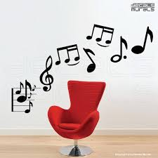 Music Note Wall Decor Musical Notes Vinyl Wall 28 Images Vinyl Wall Decals Note