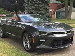 convertible camaro ss review 2016 chevrolet camaro soars to top of its class