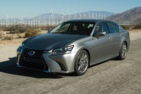 lexus atomic silver 2016 lexus gs gets 2 0l turbo engine updated styling bilnyheter