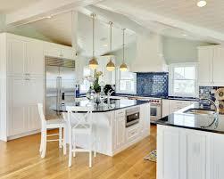 blue tile kitchen backsplash blue tile kitchen houzz