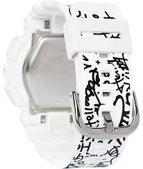 shock baby kitty ba 120kt 7a white watch