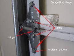 Overhead Door Hinges How To Repair Garage Door Hinges Garage Doors Repair Guide