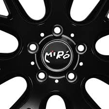 subaru matte black miro type 111 wheels matte black rims