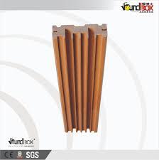 panneaux acoustiques bois de haute qualité en bois son acoustique deffuser decoretive
