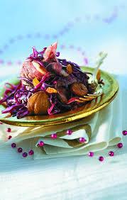 cuisiner magret recette salade de noël au magret