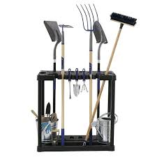 Garage Tool Organizer Rack - best garden tool organizer for garage or shed smallspaceproject com