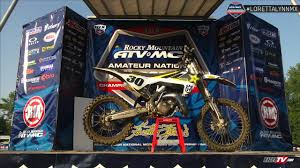 lucas oil pro motocross live timing loretta lynn amateur motocross championship day 1 racertv