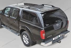 Navara D40 Interior Nissan Navara D40 Hard Tops Smart Arctic Glazed Hardtop For