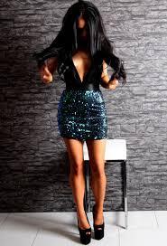 party black green u0026 blue sequin mini dress pink boutique