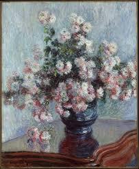 635 Best Images About Art Claude Monet Chrysanthemums The Met