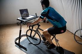 Diy Bike Desk Diy Exercise Bike Desk Clublifeglobal